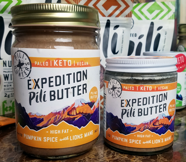 Pumpkin Spice Pili Nut Butter by Pili Hunters