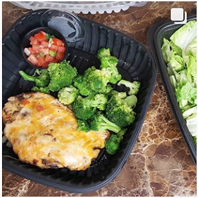 Keto Take-Out Meals - Low Carb On The Go