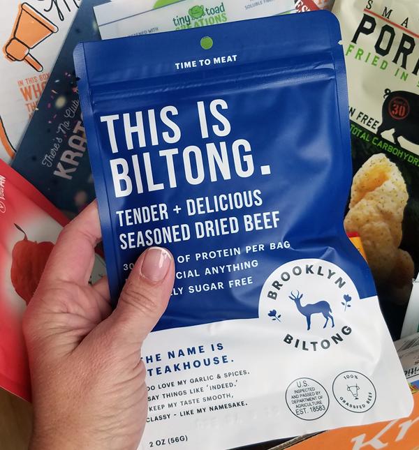 Brooklyn Biltong - Keto Snacks