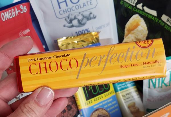 ChocoPerfection Keto Chocolate Bars