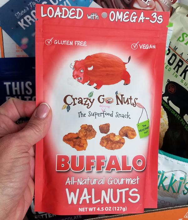 Keto Snacks: Gourmet Buffalo Walnuts