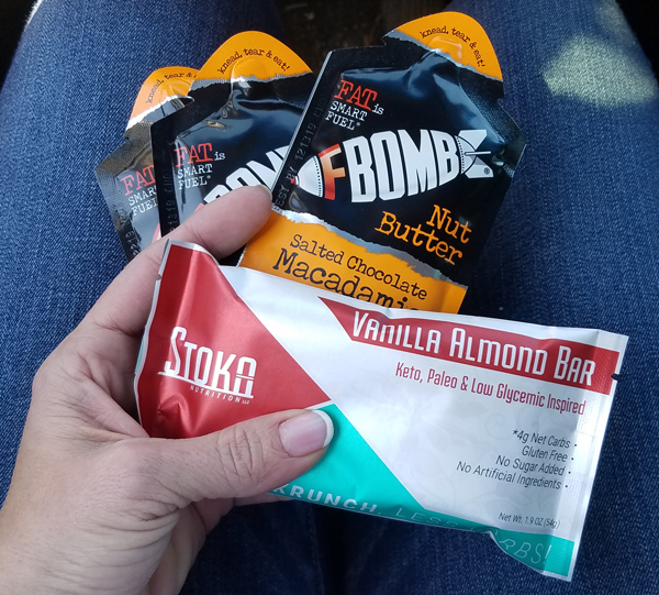 Keto Snacks for a Low Carb Road Trip