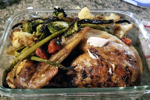 Low Carb Thanksgiving Leftovers