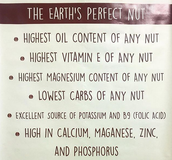 Lowest Carb Nuts - Nutrient Dense Pili Nuts