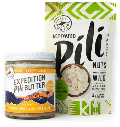 Pili Nuts Recipe Ingredients