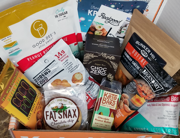 December 2018 Keto Krate Review