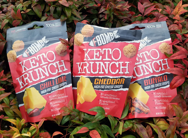 Keto Krunch Low Carb Chips