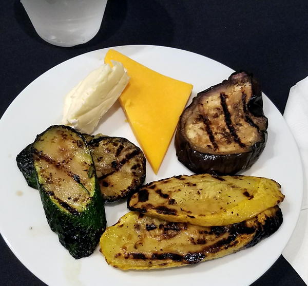 Eating Keto at Catered Events