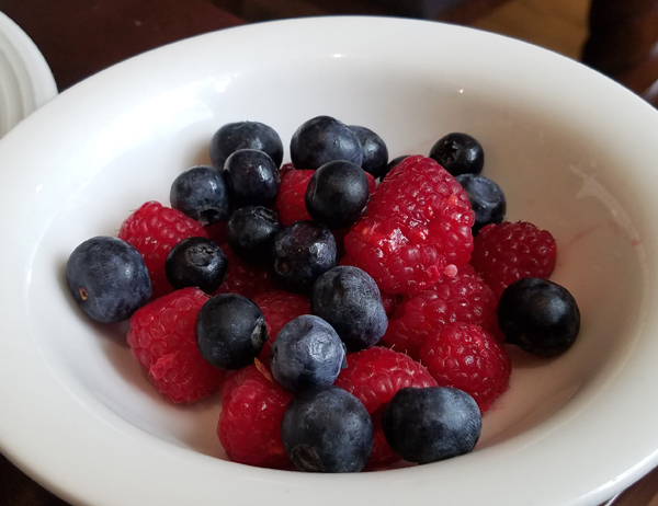 Keto Fruits - Berries Only