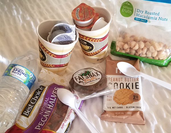 Keto Snacks for Traveling