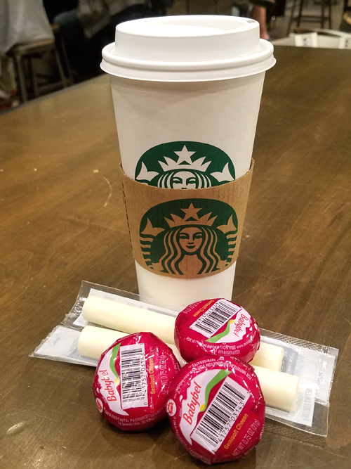 Keto Starbucks Options