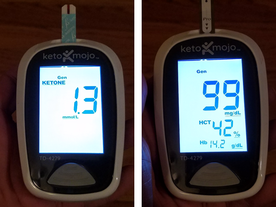 Maltodextrin Blood Sugar Test with a Blood Glucose Meter