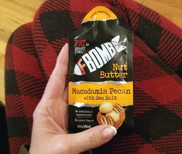 FBOMB Portable Keto Fat Bombs