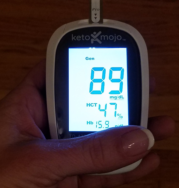 Finding Your Baseline Glucose Levels
