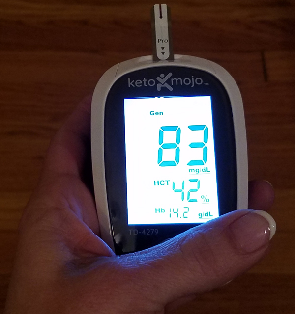 Keto Test: Eating High Protein Did NOT Spike Blood Glucose Levels