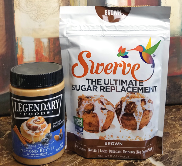 Keto Baking with Swerve Low Carb Brown Sugar