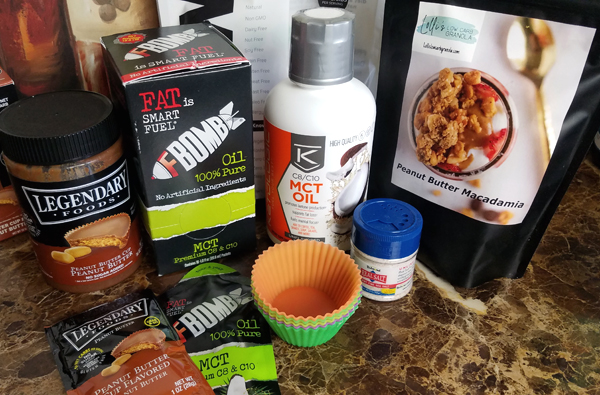 Creative Keto Fat Fombs with MCT Oil - Candy Recipe