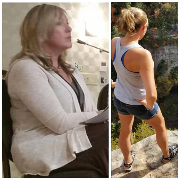 Keto Weight Loss Pictures - Low Carb Traveler