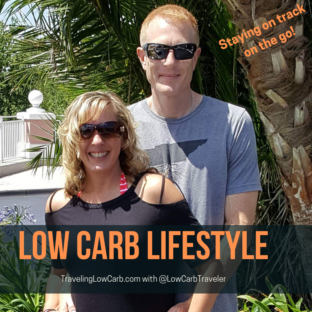 Keto Couple - Busy Low Carb Lifestyle On The Go