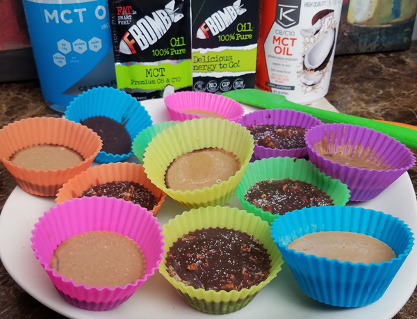 MCT Oil Candy Recipes
