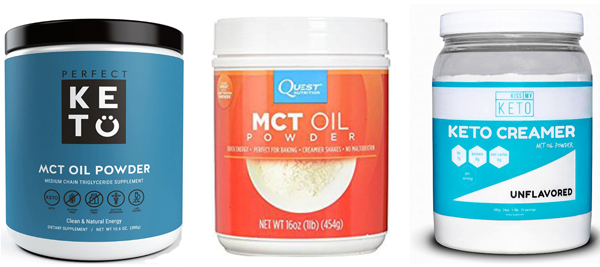 MCT Oil Powder Comparison Review