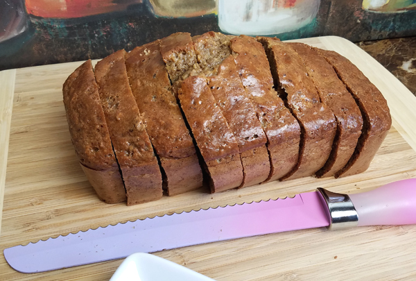 Keto Baking Recipes - Banana Bread