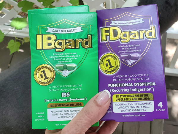 IBgard FDgard IBS Gut Health Issues and Functional Dyspepsia