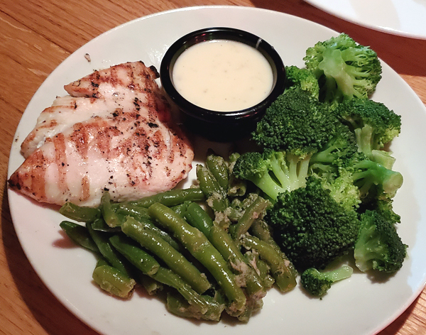 Applebee's Keto Dinner Menu