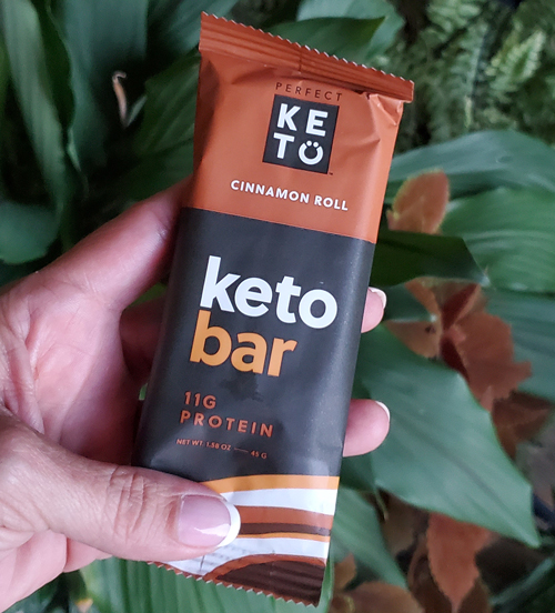 Perfect Keto Bars