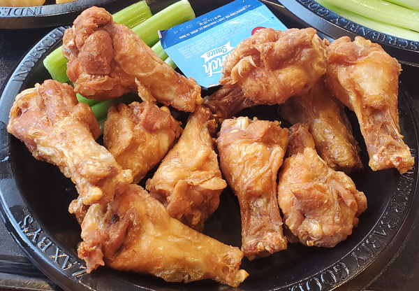 Zaxby's Keto Fast Food Options