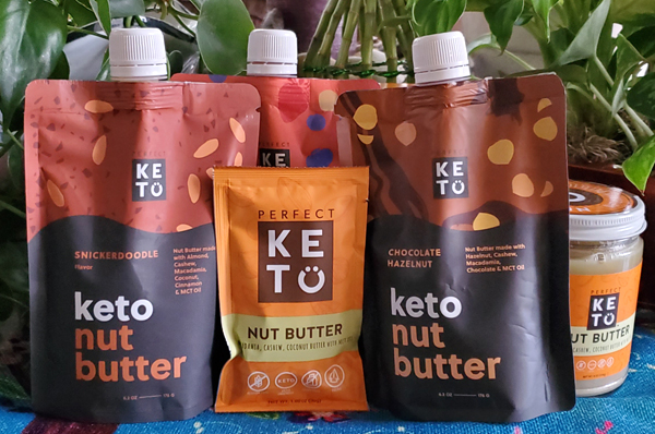 Perfect Keto Nut Butter Review