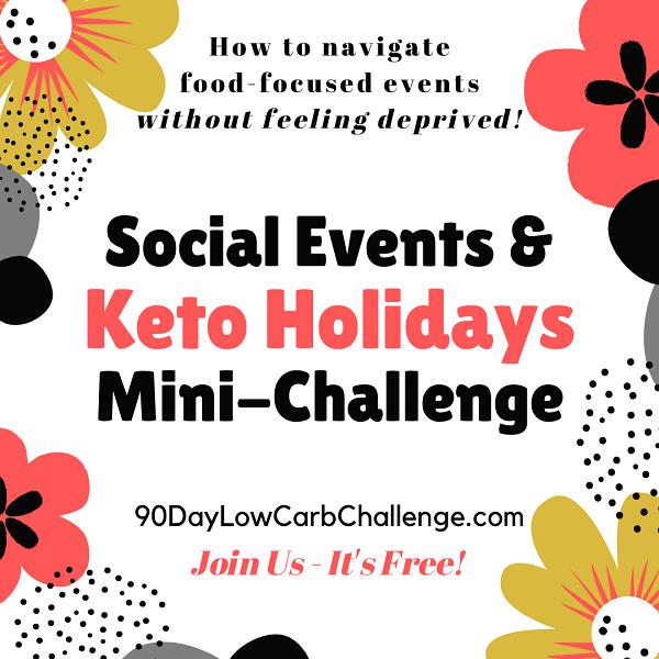 Keto Holidays Challenge