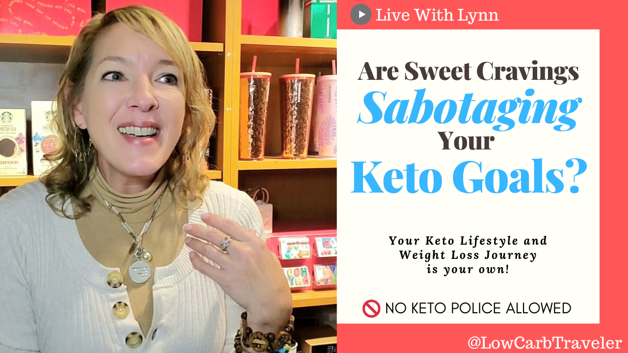 Keto Sweets - Dealing With Cravings