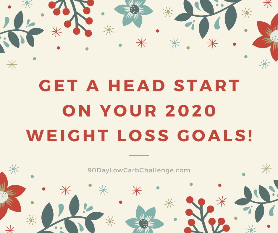 2020 Keto Weight Loss Challenge