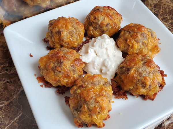 Easy Keto Recipes Very Low Carb Sausage Balls