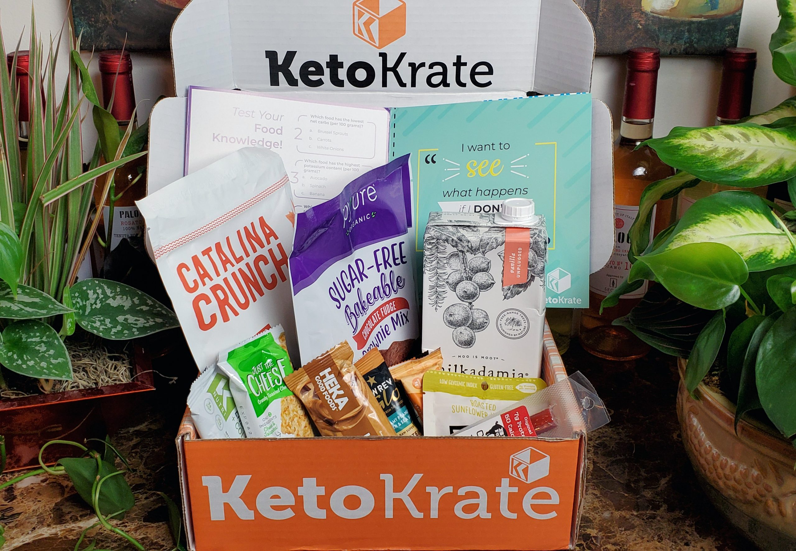 January Keto Krate Discount and Unboxing Video with Coupon Code