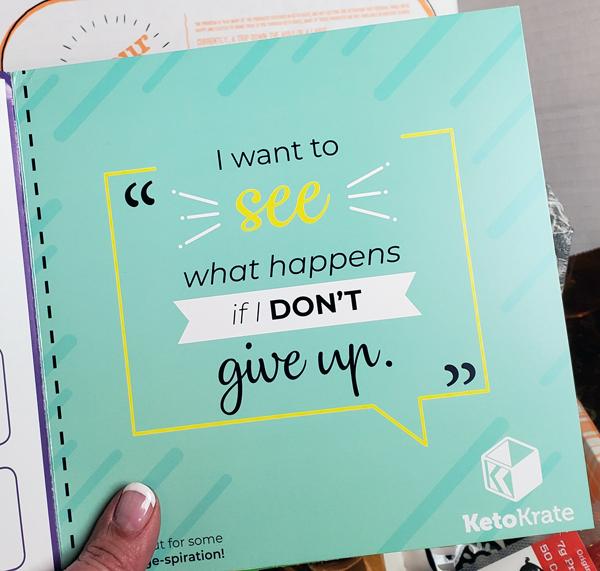 Keto Quotes Goals