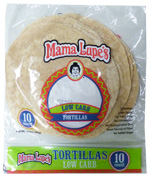 Mama Lupes Low Carb Tortillas