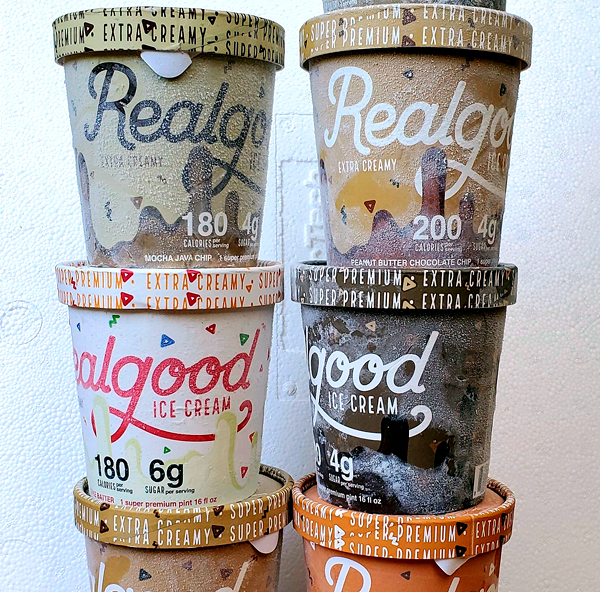 Order Real Good Foods Ice Cream Online Discount Code