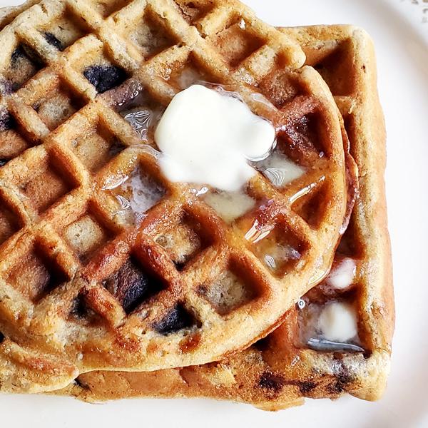 Keto Waffle Recipes