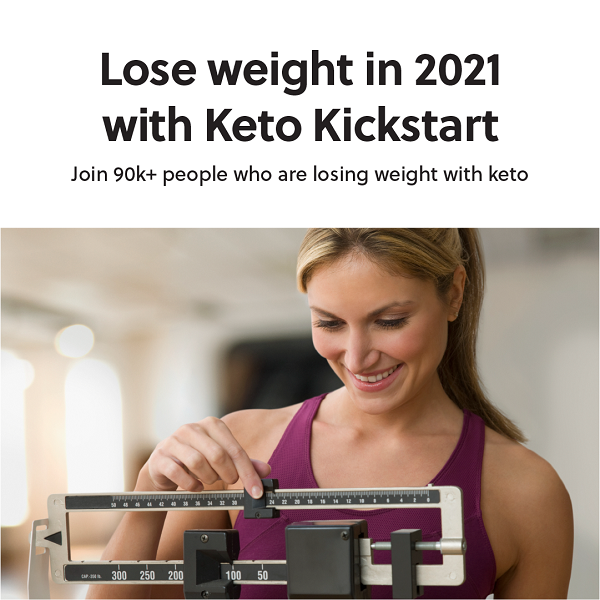 30 Day Challenge Keto Kickstart Program 2021