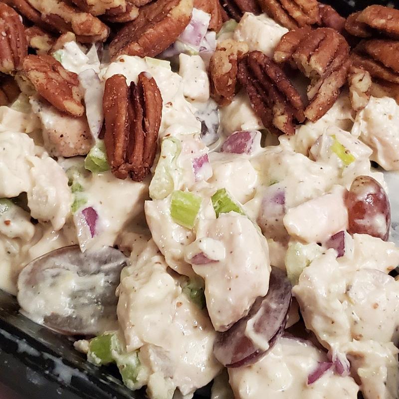 Best Keto Chicken Salad