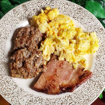 Evolve Keto Breakfast Meals