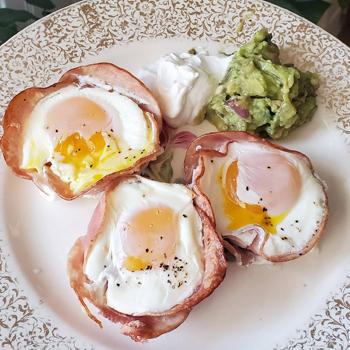Keto Breakfast Meal Plan
