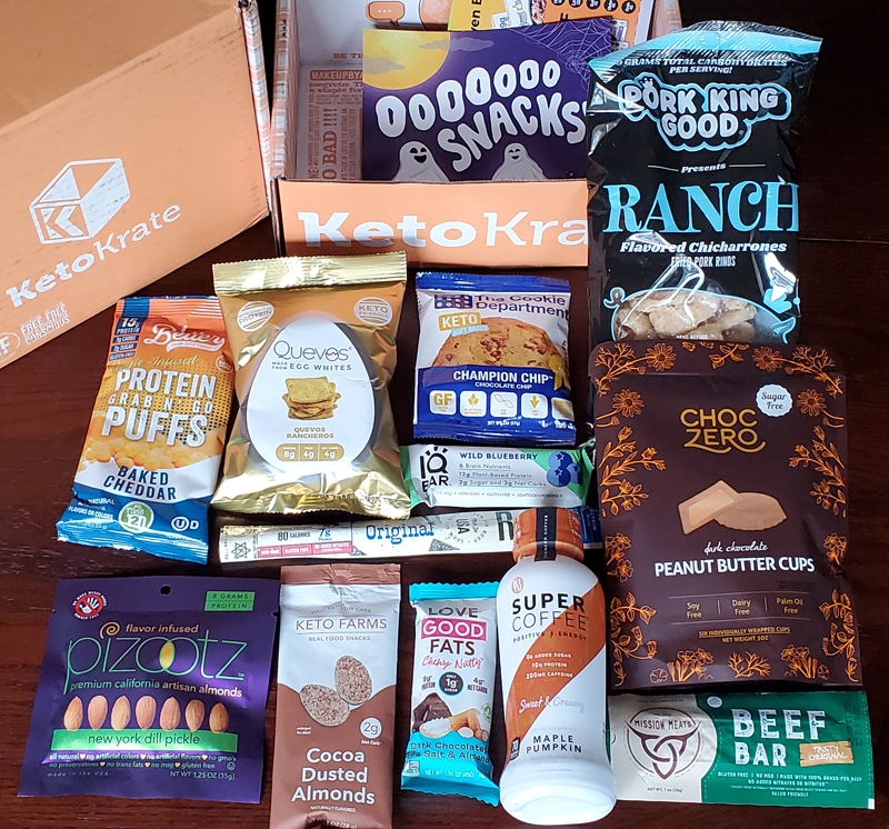 Keto Krate Unboxing Discount Code