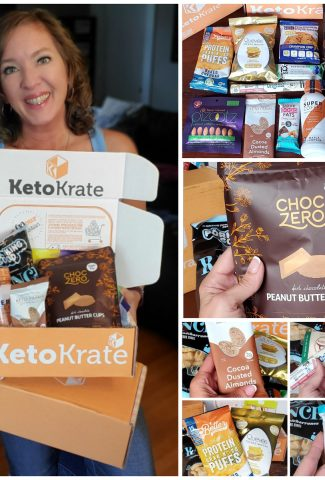 Keto Krate Unboxing Review