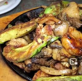 Keto Mexican Fried Avocado